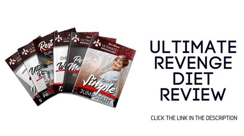 Ultimate Revenge Diet Review: Weight Loss Transformation Program?.