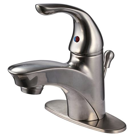Ultra Bathroom Brushed Nickel Home Faucets  Ebay.