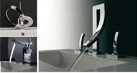 Ultra Modern Bathroom Faucets  Contemporary Bath Faucets.