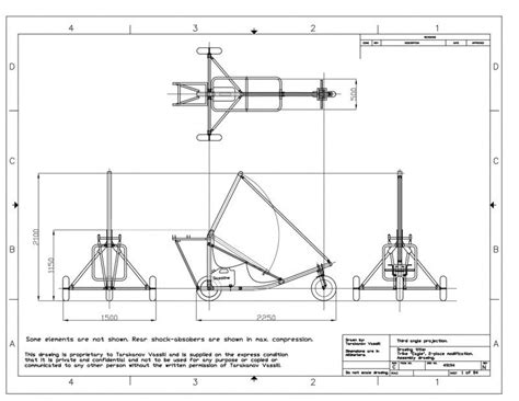 Ultralight Trike Building Plans