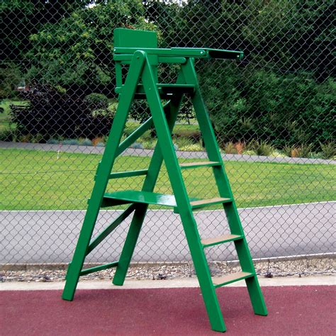 Umpire Chair Design
