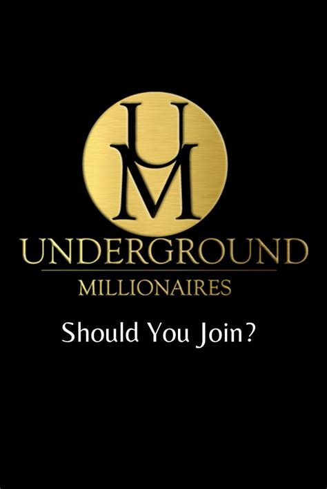 Underground Millionaire Mastermind Review - Will You Pay To Join.
