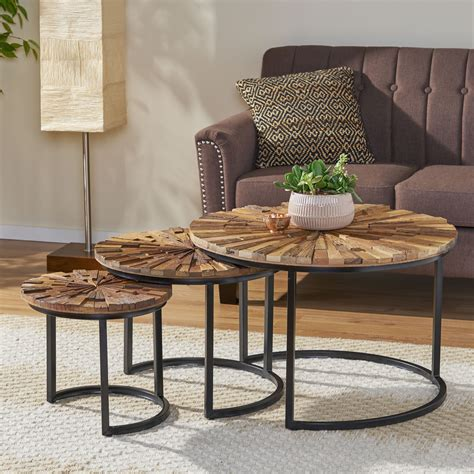 Unique Coffee Tables For Small Spaces