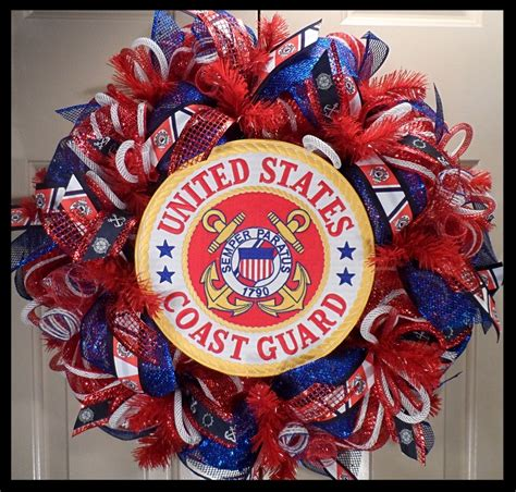 United States Coast Guard Wreath From Www Facebook Com .
