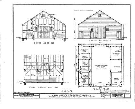 University Of Tennessee Barn Plans