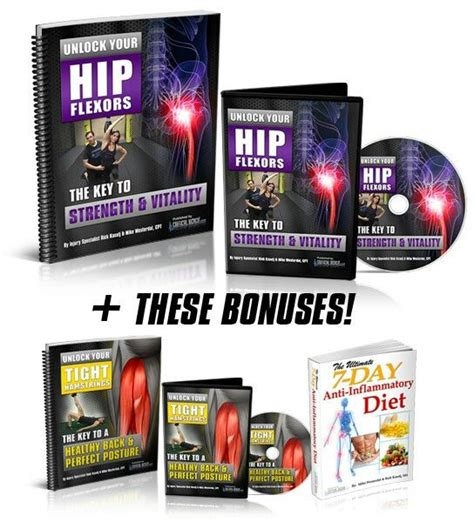[click]unlock Your Hip Flexors - Huge Conversion Boost  Emmaio.