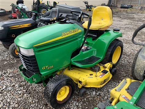 Used Lawn Garden Tractors