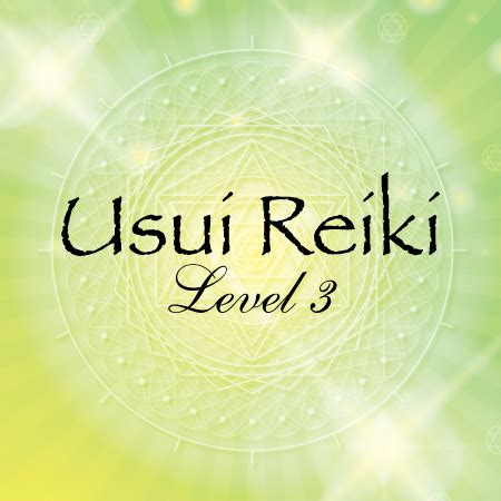 @ Usui Reiki Attunements Levels 1  2 And Master.