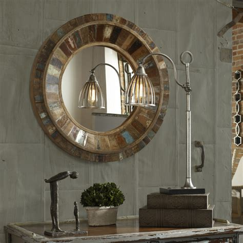 Uttermost Metal Round Home D Cor Mirrors  Ebay.