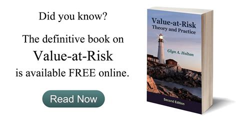 [pdf] Value At Risk Var - New York University.