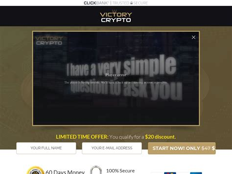 [click]victoryc  Victory Crypto - New Killer Crypto Offer .
