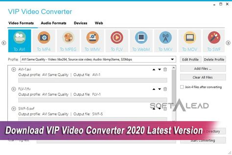 [click]vip Video Converter - Download Com.