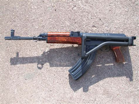 VZ-58 Folding Stock Adapter
