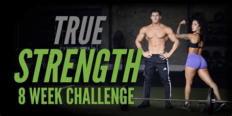 Veganfitness.com: Truestrength Challenge With Bianca And Nimai.