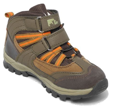 Velcro Hiking Boots for Boys
