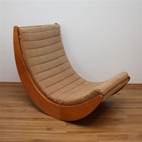 Verner Panton Relaxer Rocking Chair Plans