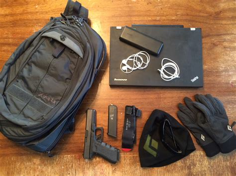 Vertx Edc Commuter Sling Bag  The Loadout Room.