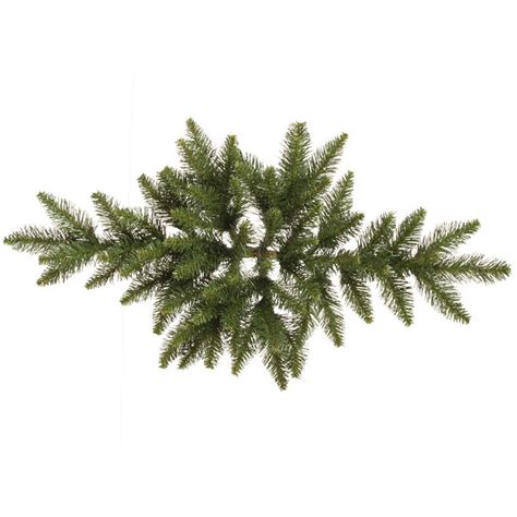 Vickerman A861004 32 Camdon Fir Swag 66 Tips - Walmart Com.