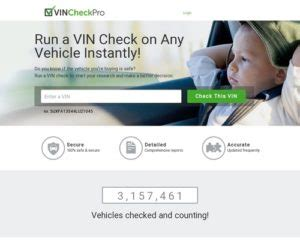 Vin Check Pro - A Product Created For Affiliates By - Cb Snooper.