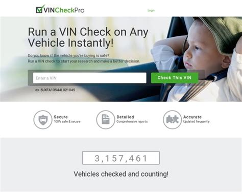 Vin Check Pro - A Product Created For Affiliates By Affiliates..
