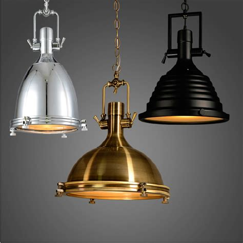 Vintage Industrial Pendant Lighting Uk.