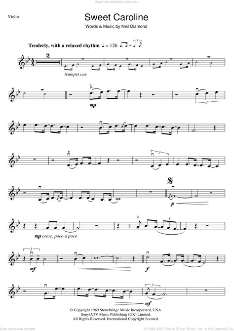 Violin Sheet Music Popular Songs