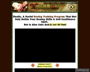 @ Virtual Boxer - A Super Effective 3-Speed Boxing Training .