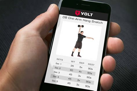 Volt · The Workout App For Athletes.