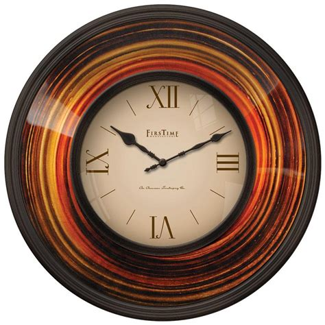 Wall Clocks - Clocks - The Home Depot.