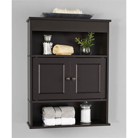 Wall Shelving Units For Bathrooms