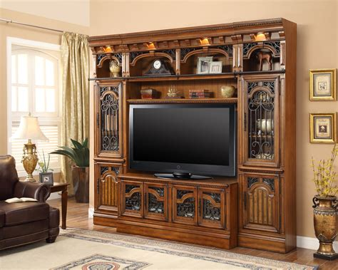 Wall Unit Entertainment Center For 60 Inch TV