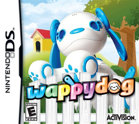 Wappy Dog Games