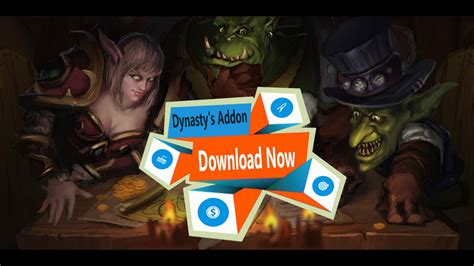 [click]warcraft Addons Dynasty S World.