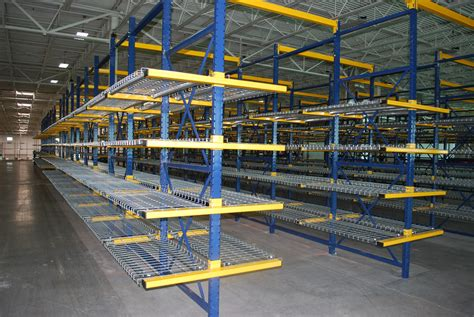 Warehouse Cantilever Shelving