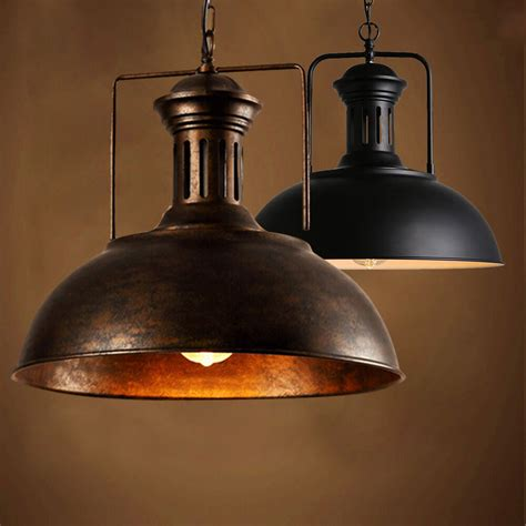 Warehouse Pendant Light  Ebay.