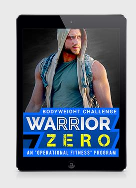 Warrior Zero Bodyweight Challenge - Is Helder Gomes Program A.