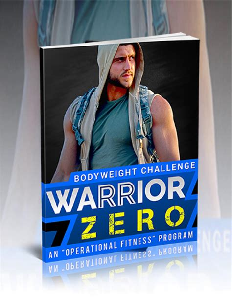 Warrior Zero Bodyweight Challenge Pdf Ebook Free - Anyflip.