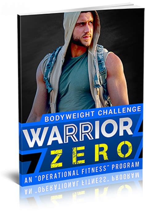 @ Warrior Zero Bodyweight Challenge Reviews - Is Helder .
