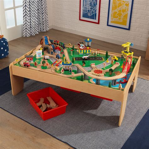 [pdf] Waterfall Mountain Train Table And Set - Kidkraft.