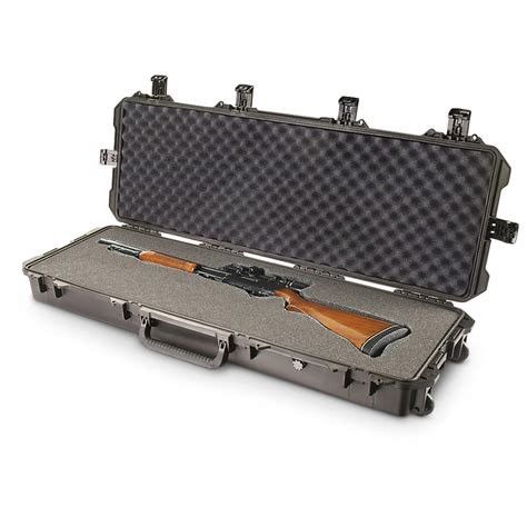 Waterproof Case Dry Box  Pelican Storm Im3300 Rifle .