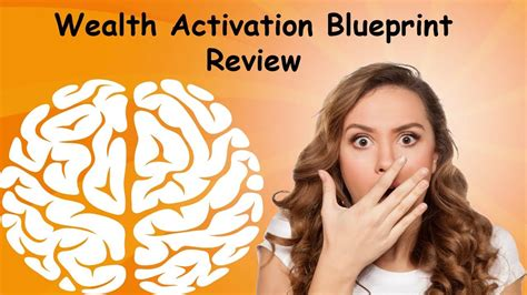 Wealth Activation Blueprint - Youtube.