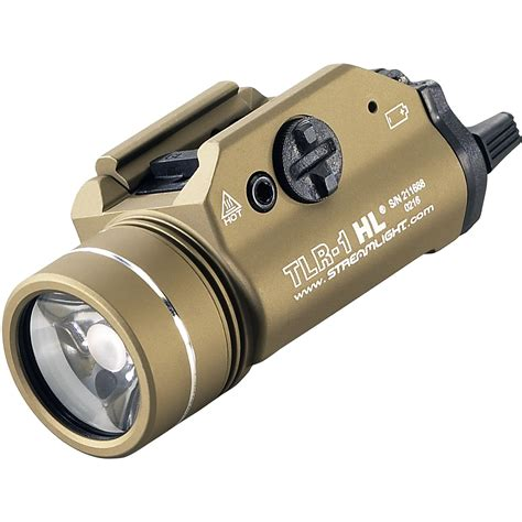 Weapon Mounted Light  Flashlight Products  Streamlight.