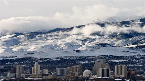 Weather Reno NV