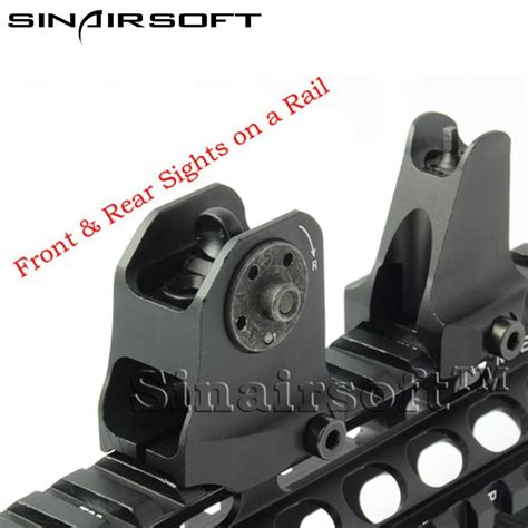 Weaver-Mount Iron Sights  The High Road.