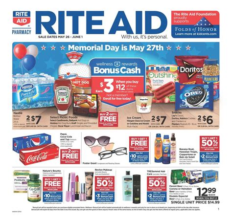 Weekly Ad - Rite Aid.