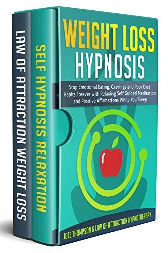 Weight Loss Hypnosis: Stop Emotional Eating, Cravings And Poor.