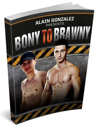 [click]weightgaintruth Com - Bony To Brawny Building Muscle For Skinny Guys Video.