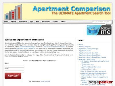 [click]welcome Apartment Hunters .