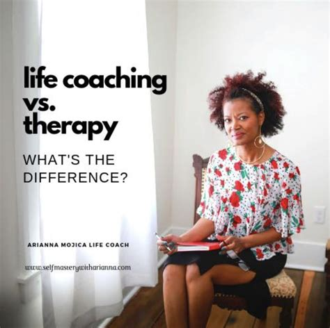 @ What  S The Difference Between A Life Coach And A Therapist .