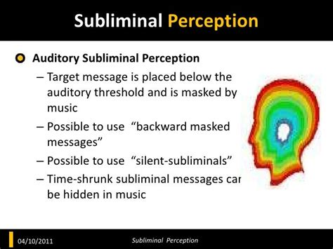 @ What Are Subliminal Messages Explaination  Evidence.